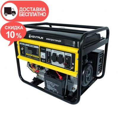 Генератор бензиновый Кентавр КБГ505E