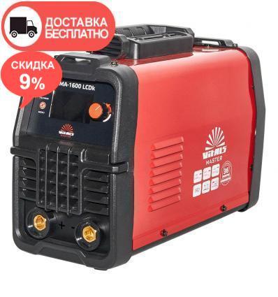 Сварочный аппарат Vitals Master MMA-1600 LCDk
