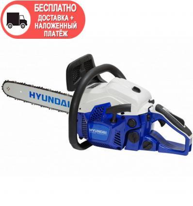 Цепная бензопила HYUNDAI Х 380