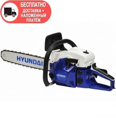 Цепная бензопила HYUNDAI Х 460