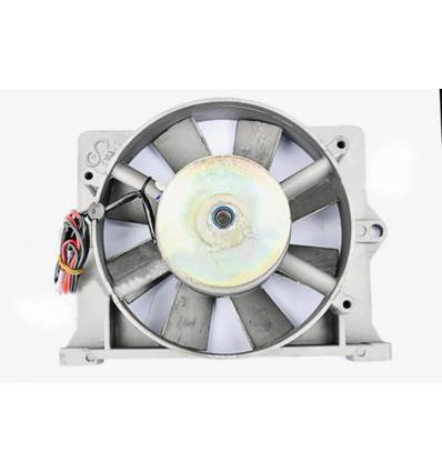 Вентилятор в сборе (с генератором) 180N (дизель 8л.с. водяное охлаждение)