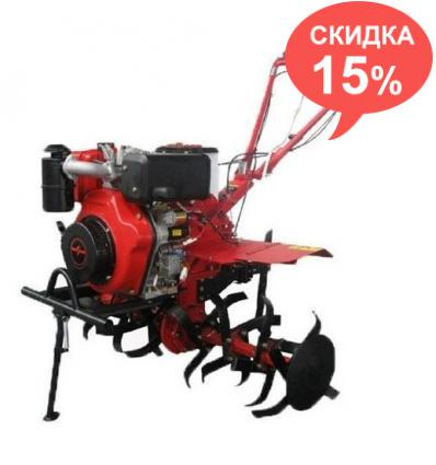 Мотоблок Forte HSD1G-1050 (дизельный / колеса 5.00-10)