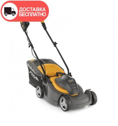 Электрическая газонокосилка Stiga Collector39E