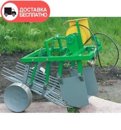 Вибрационная картофелекопалка КВГ-400