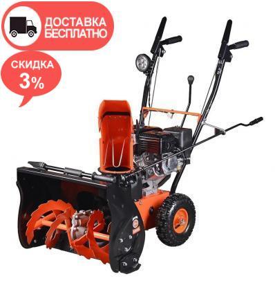 Бензиновый снегоуборщик SEQUOIA SST6556