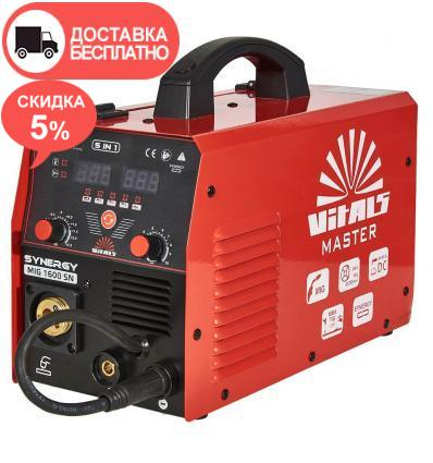 Сварочный аппарат Vitals Master MIG 1600 SN