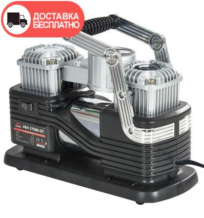 Компрессор автомобильный Vitals Master AGK 27060-2Y